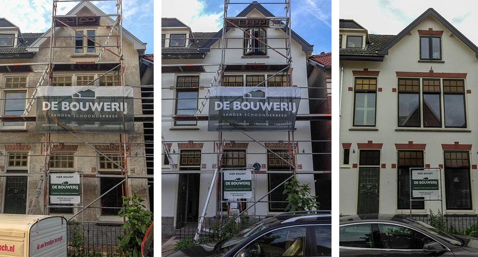 Renovatie Woonhuis Amersfoort